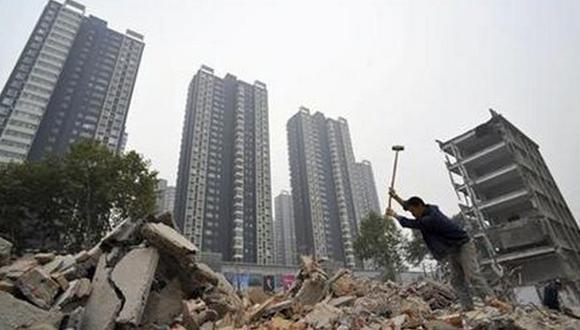 China: Empresario contrató a matones con sida para desalojo
