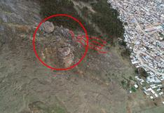 Advierten sobre peligro de deslizamientos en zonas de Huancavelica