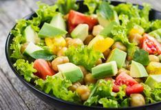 Día Nacional de las Legumbres: aprende a preparar una exquisita ensalada de garbanzos | RECETA
