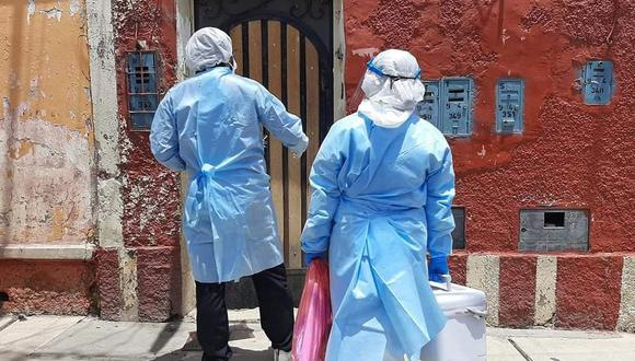 La Diresa de Puno reportó una disminución de casos de coronavirus en la región | Foto: Diresa Puno