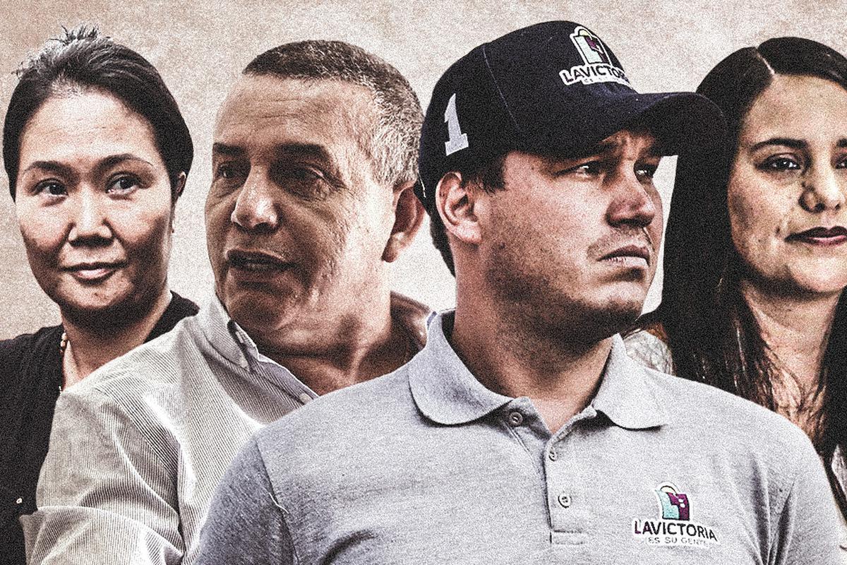 George Forsyth lidera con 25% intención de voto para elecciones 2021 |  Encuesta Ipsos Perú | Daniel Urresti | Keiko Fujimori | | POLITICA | EL  COMERCIO PERÚ