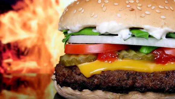 ¿Comerías una hamburguesa de grillos? (Foto: Pixabay/Moreharmony)   Referencia