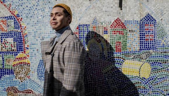 """Adam Castillejo, el """"paciente de Londres"""". (Foto: New York Times/Redux/eyevine)"""
