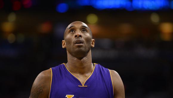 La leyenda de la NBA, Kobe Bryant murió a los 41 años tras derribarse su helicóptero en Los Ángeles. (Foto: EFE)