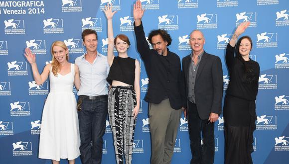 González Iñárritu inauguró con éxito La Mostra de Venecia