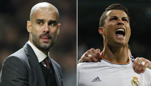 La sabiduría de Pep contra la potencia de Cristiano Ronaldo
