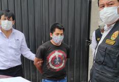 Arequipa: capturan a sujeto acusado de abusar sexualmente de una menor de 15 años