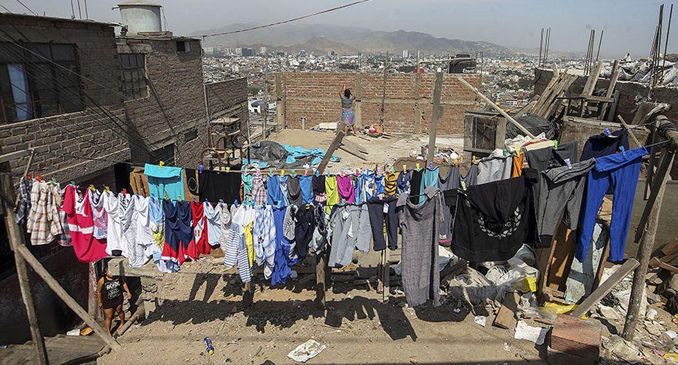 La vida en el cerro El Pino, uno de los más temidos de Lima - 7