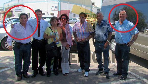 Otra de José León: se reunió con fundador de Ecoteva en Israel