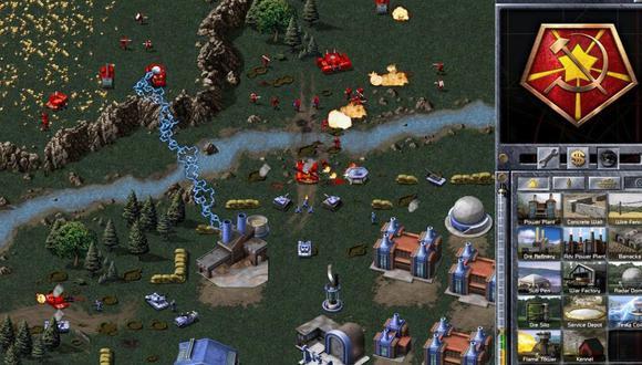Command & Conquer. (Captura de pantalla)