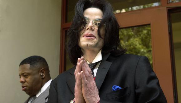 """""""Leaving Neverland"""" es un documental que cuenta la versión de dos niños sobre abusos que sufrieron por parte de Michael Jackson. (AFP)."""