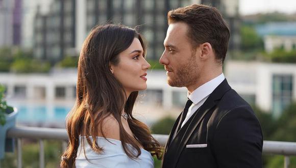 """""""Love Is in the Air"""" fue estrenada originalmente el 8 de julio de 2020 en Turquía por el canal FOX, bajo el título original de """"Sen Çal Kapımı"""" (Foto: MF Yapım)"""