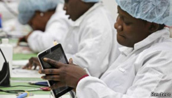 Las tabletas haitianas que usarán los estudiantes venezolanos
