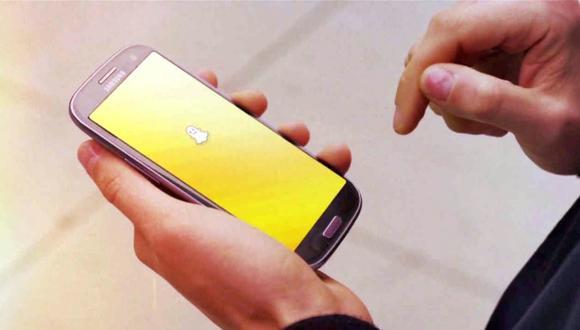 Snapchat: supuesto sacerdote recibe confesiones en la app