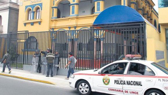 ANR anunció que ingresará mañana a la universidad Garcilaso