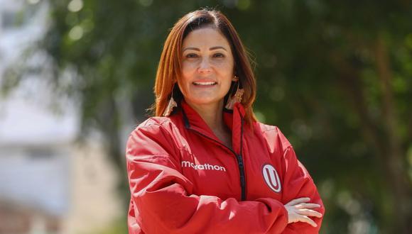 Sonia Alva, administradora concursal de Universitario declaró en exclusiva a El Comercio sobre las últimas movidas en el club crema. (Foto: Universitario de Deportes)