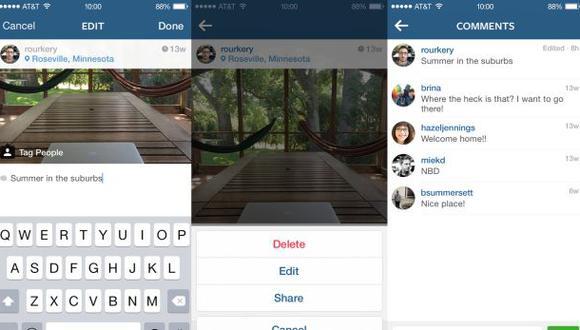 Instagram tiene novedades: entérate cuáles son y cómo usarlas