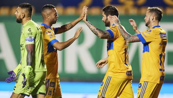 Tigres vs, Mazatlán: chocan por la jornada 11 del Guard1anes 2021. (Foto: Tigres UANL)