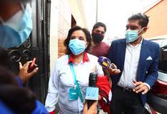 """Dina Boluarte niega posible indulto a Antauro Humala: """"Los que están sentenciados tendrán que cumplir su condena como corresponde"""""""