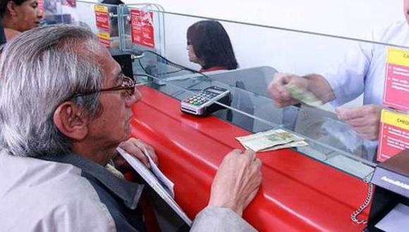 La fecha del abono será según el cronograma de pago de pensiones de julio. (Foto: GEC)