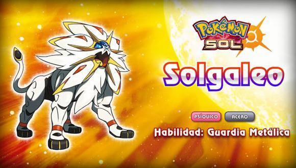 Pokémon Sol y Luna: 10 millones de copias vendidas en un día