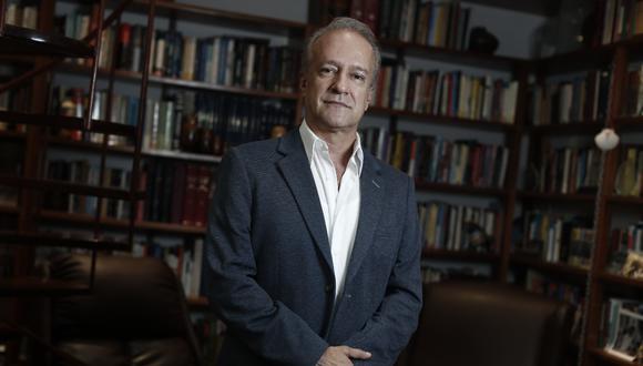 Hernando 'Nano' Guerra García es congresista electo y coordinador del equipo de plan de gobierno de Fuerza Popular. (Foto: César Campos).