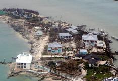 Bahamas creará un ministerio para la reconstrucción tras el huracán Dorian