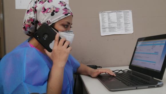 Los trabajadores que tengan descanso médico tienen derecho a 20 días remunerados en el año pagados por la empresa. A partir del día 21 existe un subsidio por incapacidad que es pagado por EsSalud. Si se trata de un caso COVID-19, la remuneración es subsidiada por Essalud para algunos trabajadores. (Foto: Essalud)