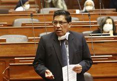Zeballos al Congreso: Hay la mejor disposición para una mayor coordinación con miras a agenda común