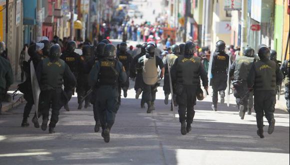 Cusco: declaran estado de emergencia en distrito de Coporaque