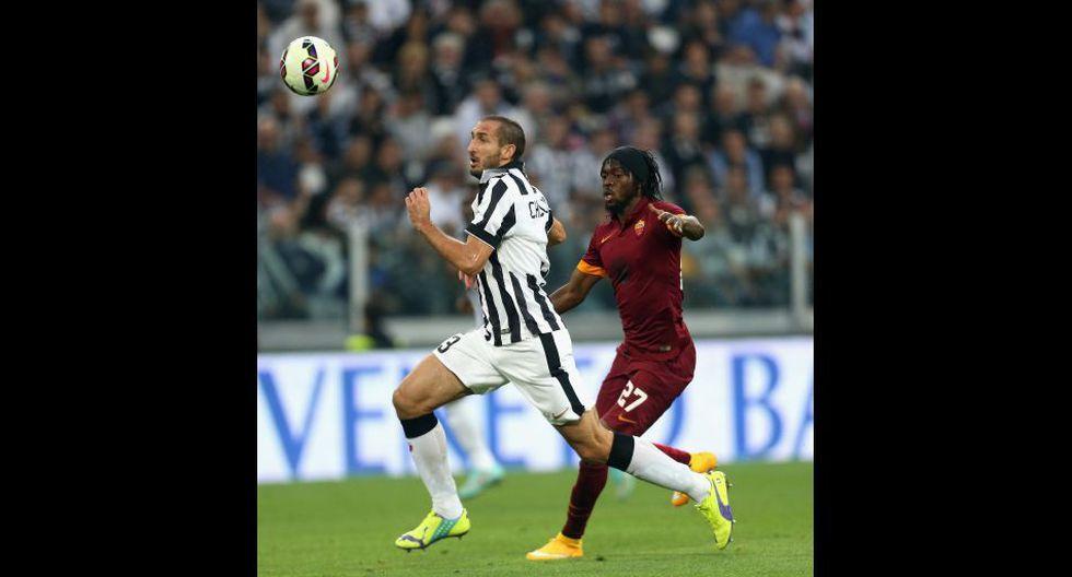 Juventus vs. Roma: partidazo que tuvo goles, penales y golpes - 2