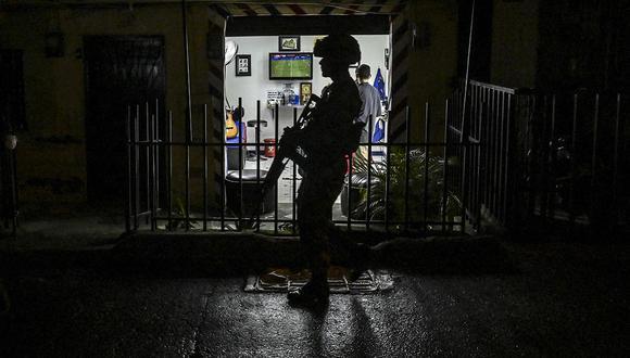 Lanzan granada contra estación de policía en el noreste de Colombia. (Foto referencial: AFP/Archivo)
