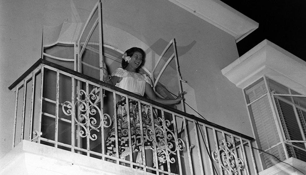 Los 75 años Gladys Zender, la Miss Universo 1957 - 2