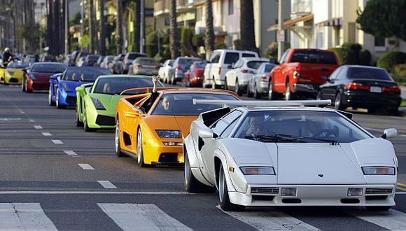 Ventas de Lamborghini alcanzan récord y crecen por sexto año