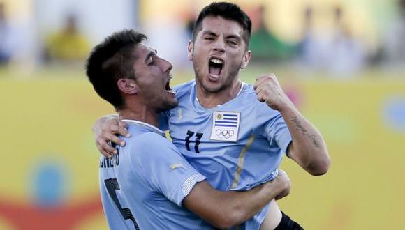 Uruguay ganó 2-1 a Brasil y avanzó a la final en Toronto 2015