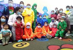 Casa Magia, el albergue que siguió a ayudando a los niños con cáncer en medio de la pandemia