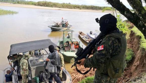 Ejecutivo estableció el estado de emergencia en dos distritos de la provincia del Manu y cuatro en la provincia de Tambopata. (Foto: Andina/Referencial)