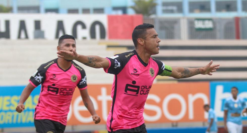 Alfredo Chapu Ramúa hoy es capitán del Cusco FC. Es un referente desde los tiempos de Real Garcilaso. | Foto: Cusco FC