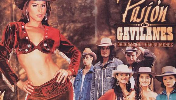"""""""Pasión de gavilanes"""" es una telenovela de habla hispana realizada en Colombia y producida por RTI Televisión para Telemundo (Foto: Zharick León/ Instagram)"""