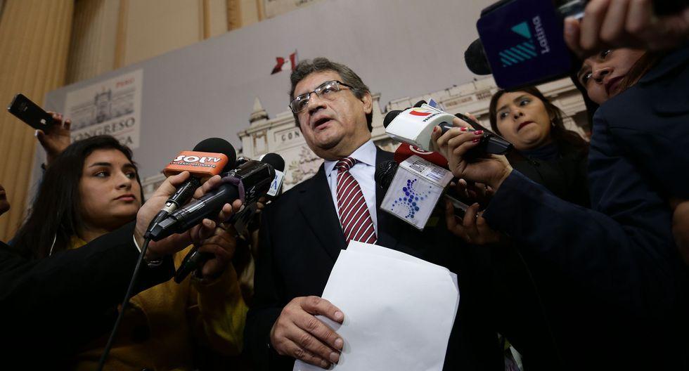 """Sheput dijo que al Estado peruano le """"toca acatar el fallo"""" por estar suscrito al sistema interamericano y porque, en ese sentido, """"ha protegido al país en materia de derechos humanos cuando ha sido necesario"""". (Foto: Archivo El Comercio)"""