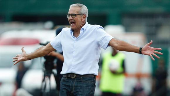 Gregorio Pérez, ex Universitario, fue cesado de Defensor Sporting. (Foto: GEC)