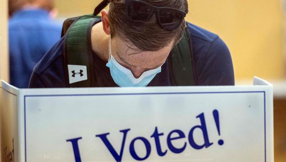 Aquí te explicamos quiénes pueden votar en las elecciones de Estados Unidos 2020. (Foto: AFP)
