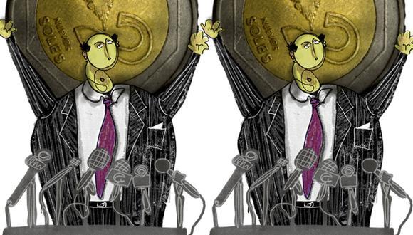 Lo esencial hoy es la remoción de jueces y un Poder Judicial que no nos llene de vergüenza. (Ilustración: Giovanni Tazza)