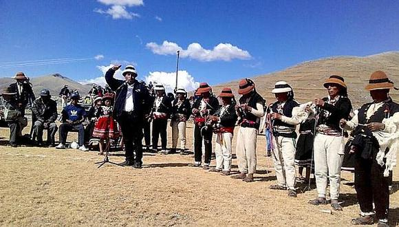 Comuneros de Challhuahuacho exigen presencia de Zavala y PPK