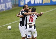 Resultado de Alianza Lima vs. Cusco por la Liga 1 2021