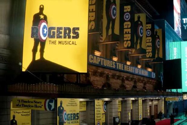 Another tribute to Steve Rogers, Captain America (Photo: Marvel Studios / Disney +)