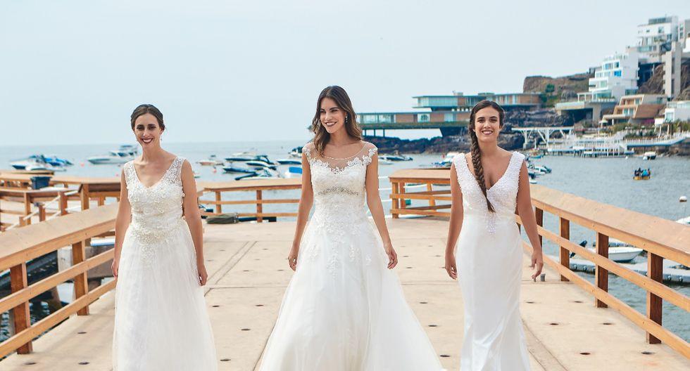 Luna Blanco: el atelier en Lima con diseños exclusivos para novias. (Foto: Luna Blanco)