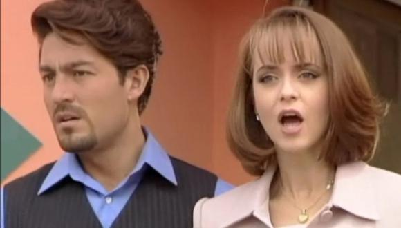"""Más de uno quedó sorprendido cuando Gokú apareció en uno de los capítulos de """"La usurpadora"""" (Foto: Televisa)"""