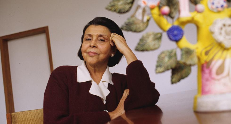 Blanca Varela. (Foto: GEC)