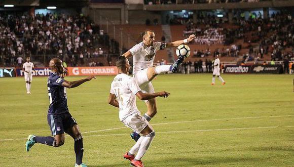 LDU de Quito recibe a Emelec (6:30 p.m. EN VIVO ONLINE vía Gol TV) este sábado por la fecha 17 de la Liga ecuatoriana. El encuentro se juega en el estadio de los albos. (Foto: agencias)